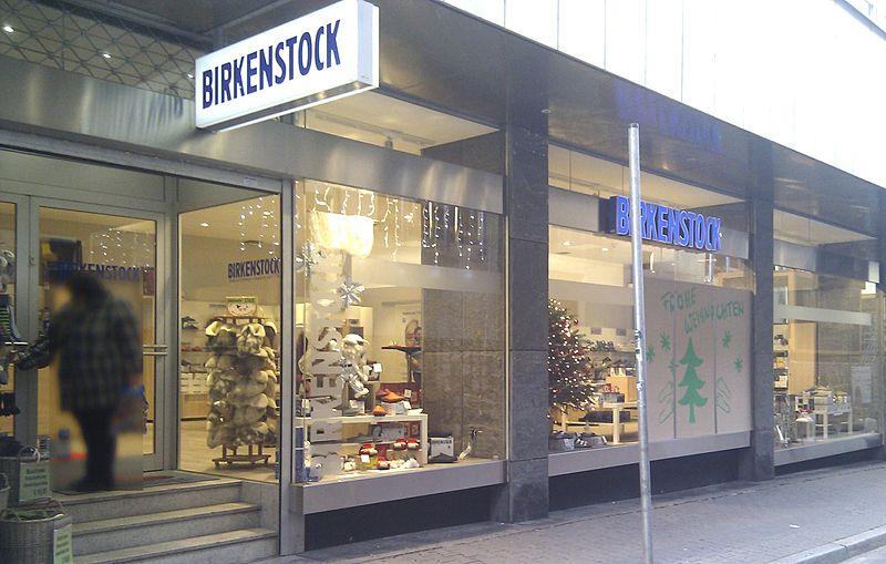 Birkenstock Winkel Aanbieding